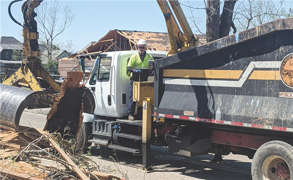 Chattanooga Tornado Cleanup